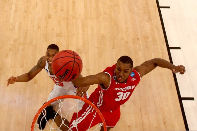 Wisconsin takes on Florida in the Sweet 16