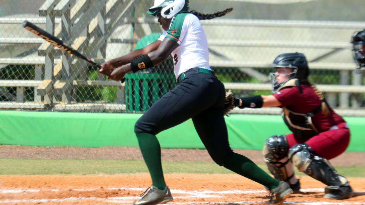 Softballers Rally Past Wildcats Sunday, 11-8