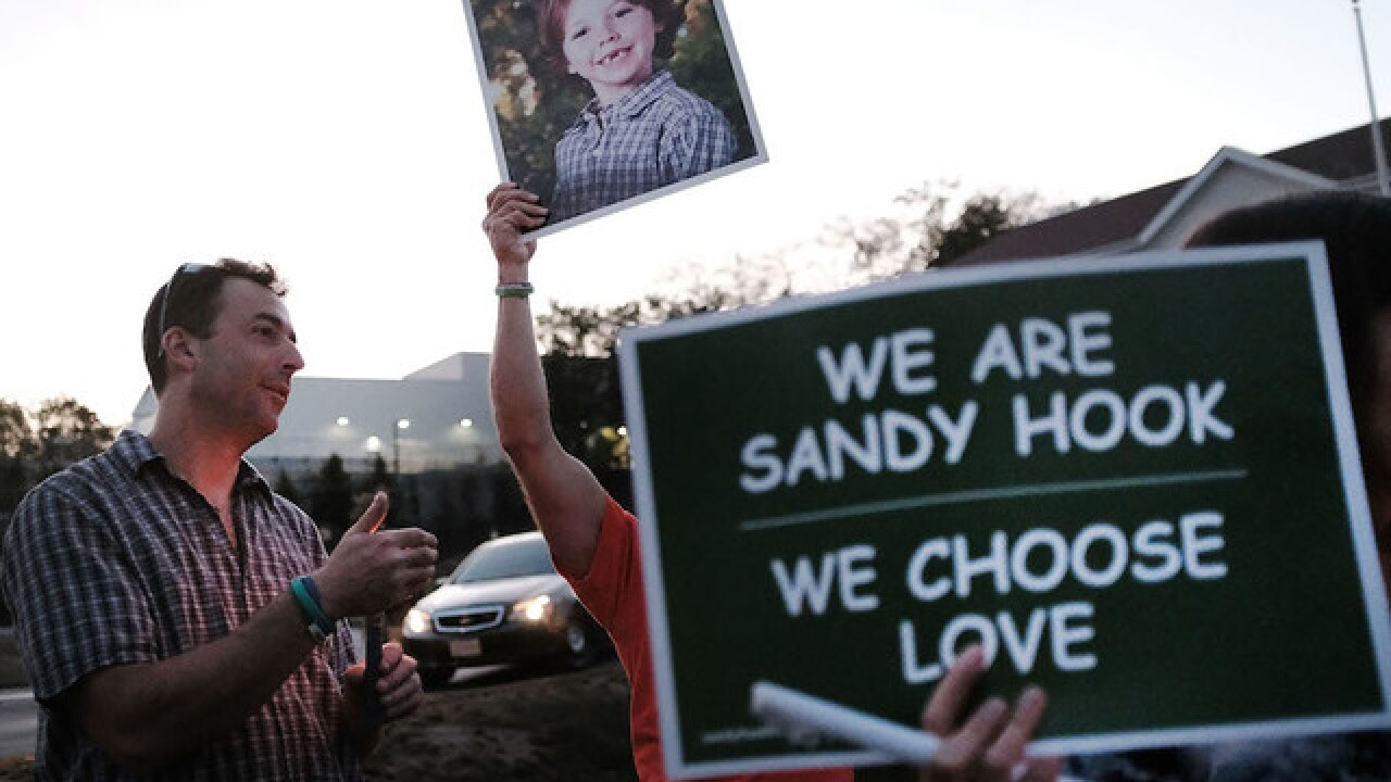 Design chosen for Sandy Hook memorial