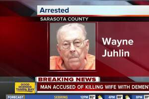 94-year-old shoots, kills his wife because she had dementia