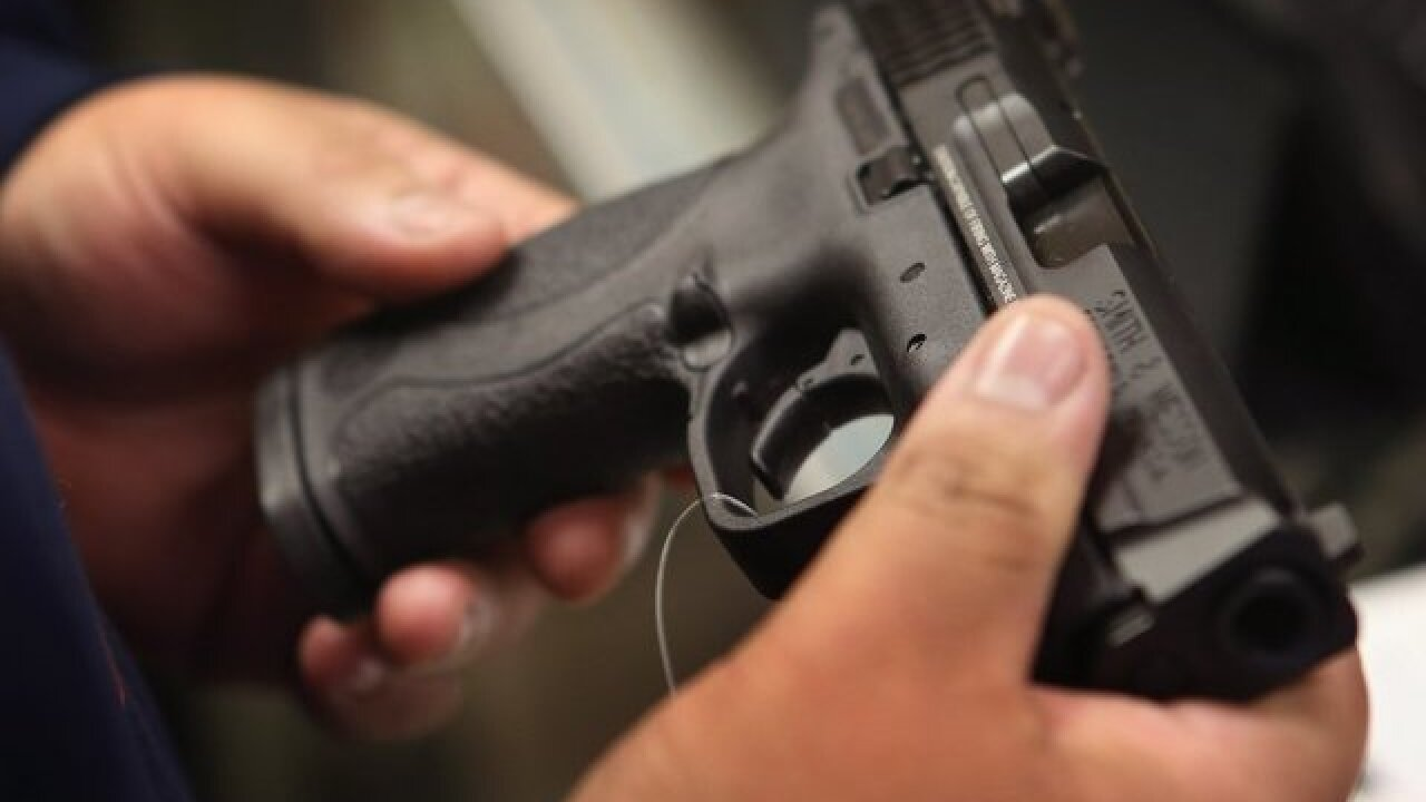 Lawmakers approve bill to require locked storage for guns