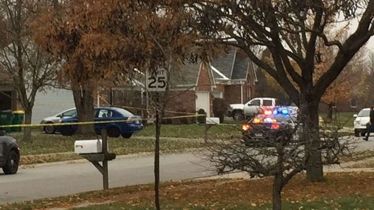 Man shot by woman during possible domestic in Brownsburg