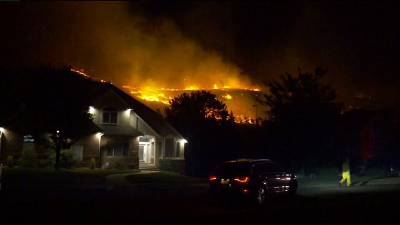 Utah Adventure: How to prevent awildfire