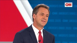 Bullock makes presidential pitch for national audience in CNN town hall