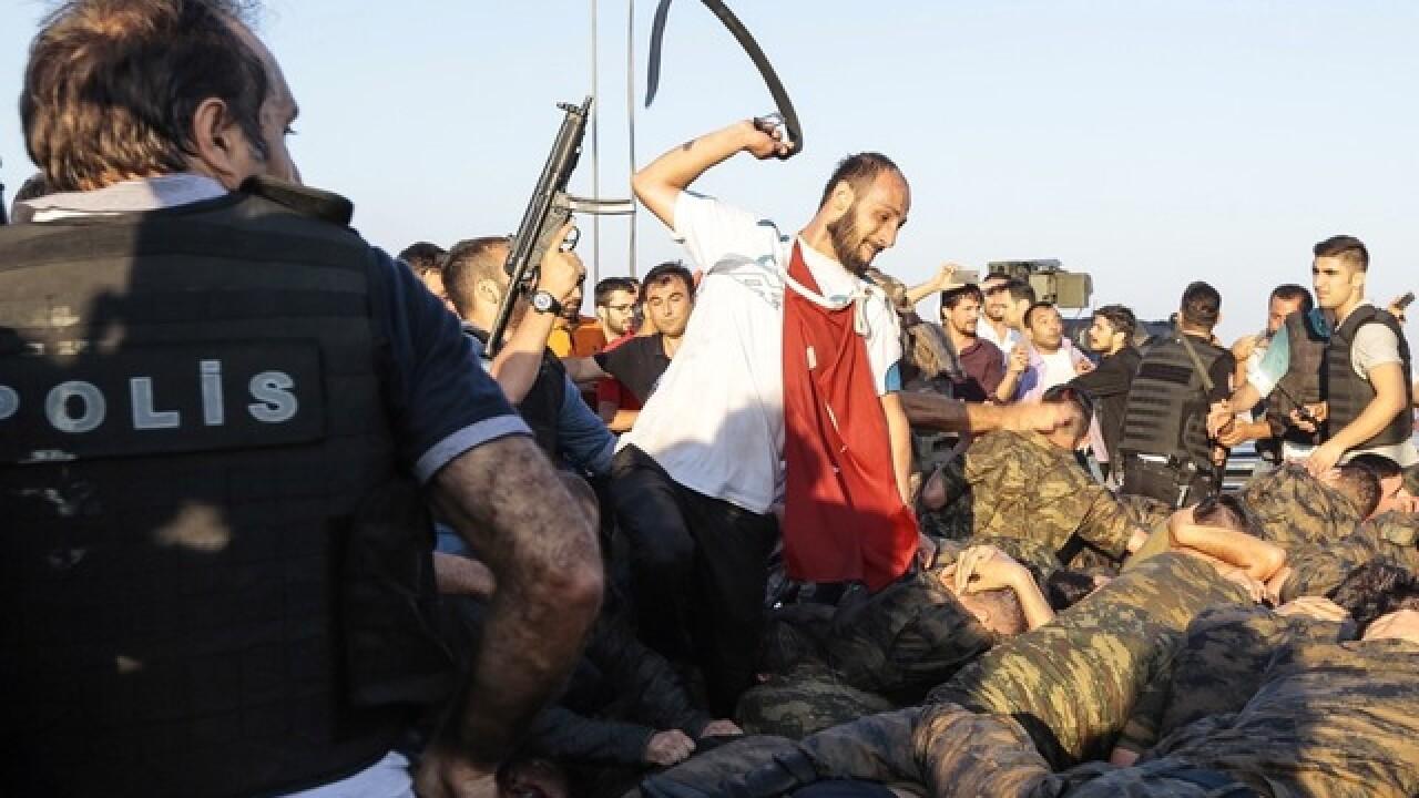 Dozens dead, thousands detained in Turkey