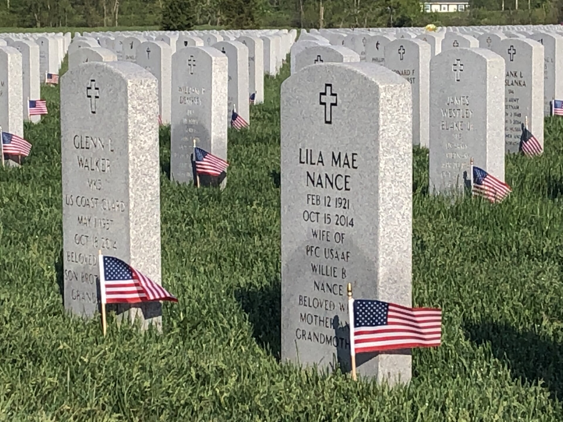 Ohio Western Reserve National Cemetery.