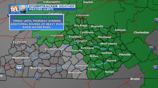 Flash Flood Watch Extended until Thursday PM