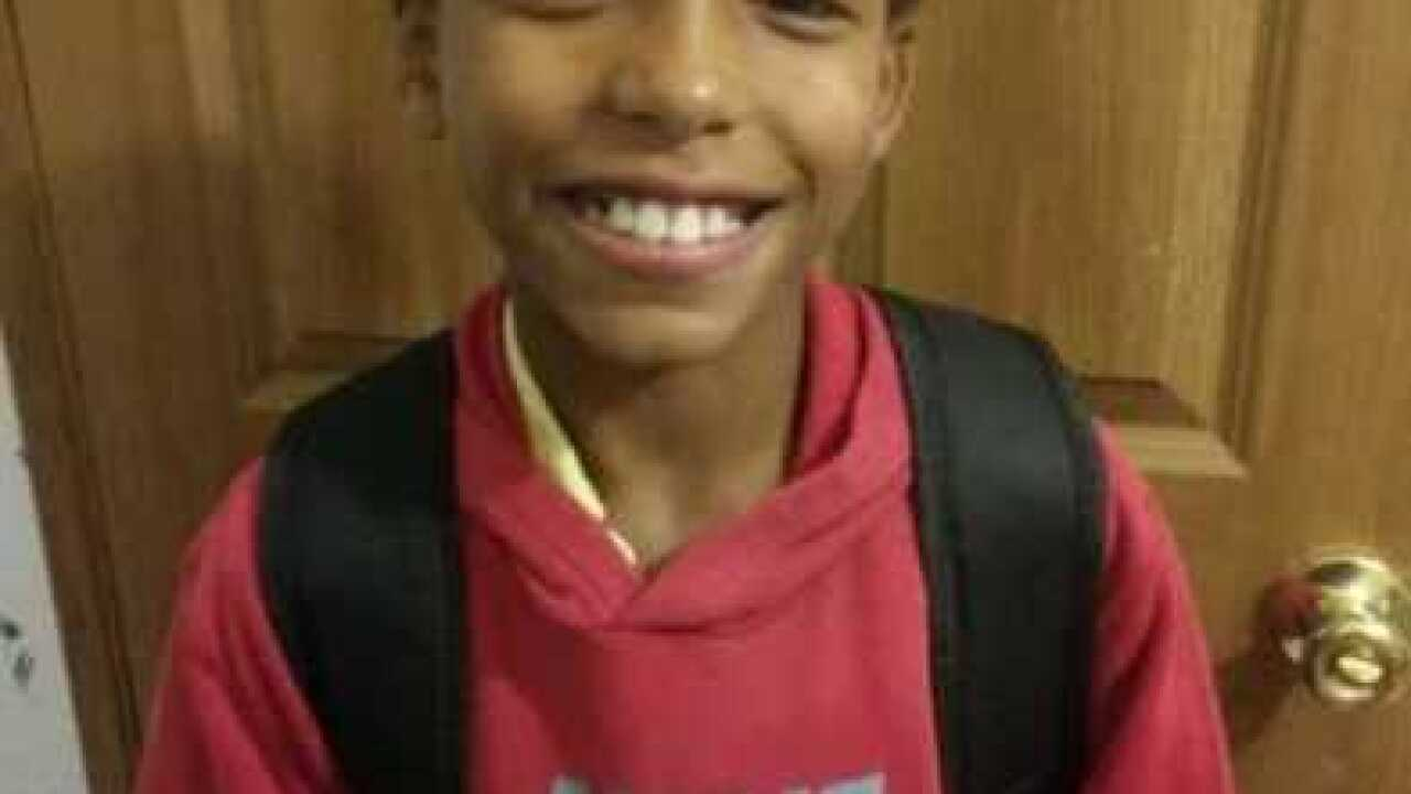 12-year-old boy reported missing in Fort Gratiot found safe