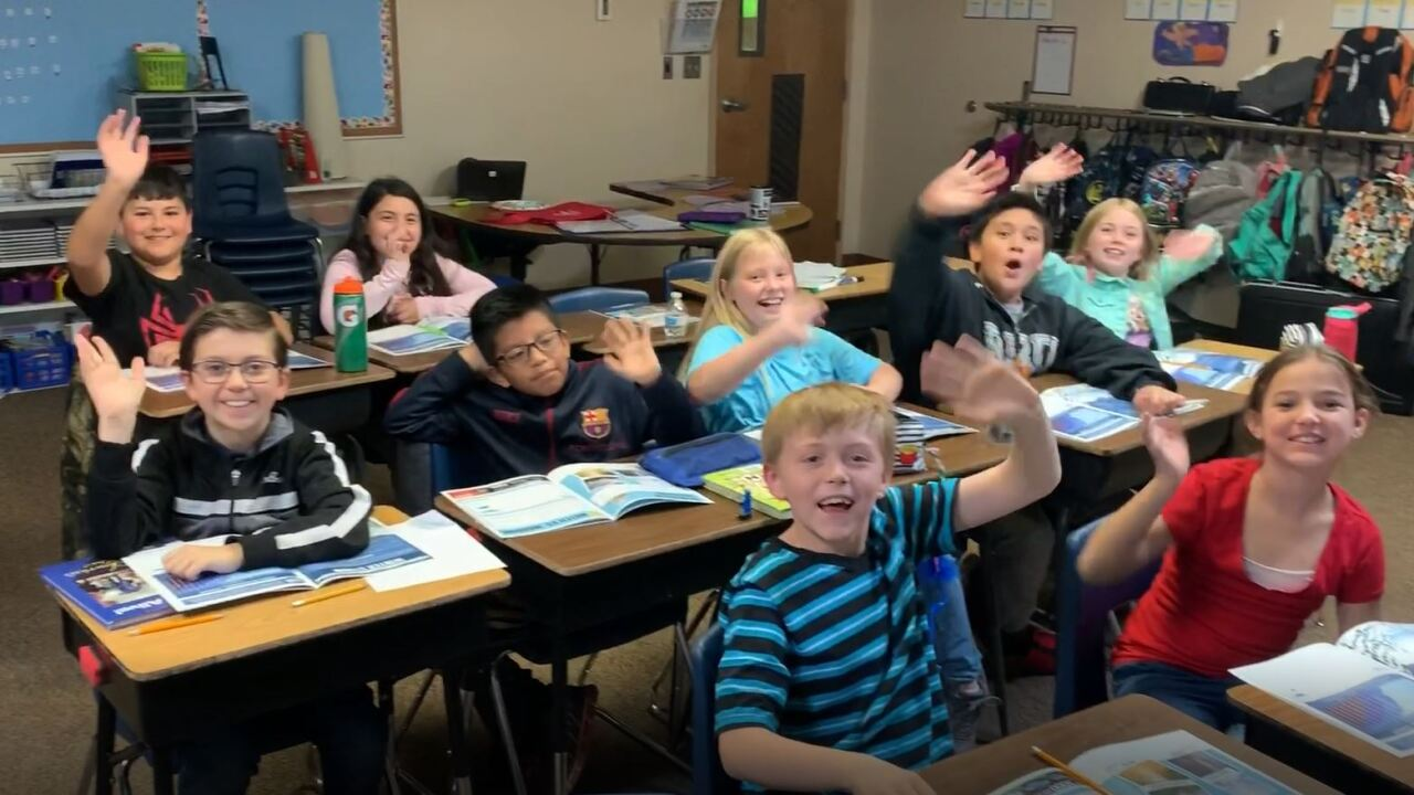 Keller Elementary 5th grade