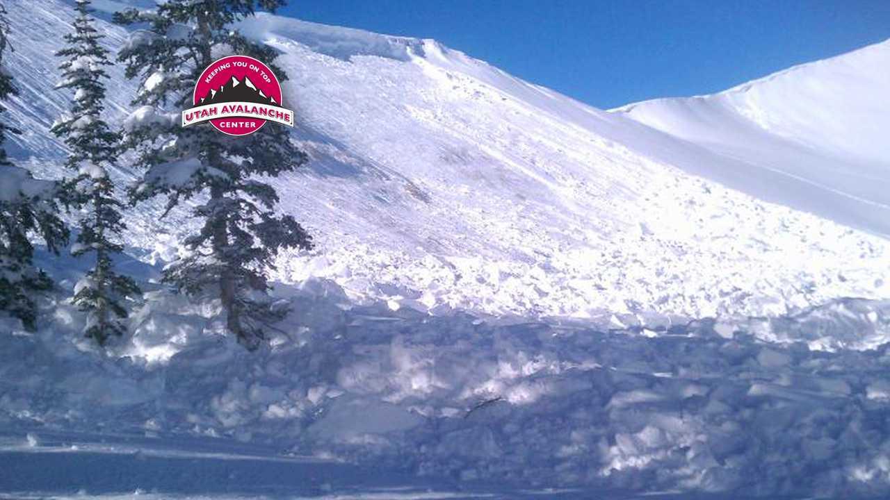 File photo: Avalanche