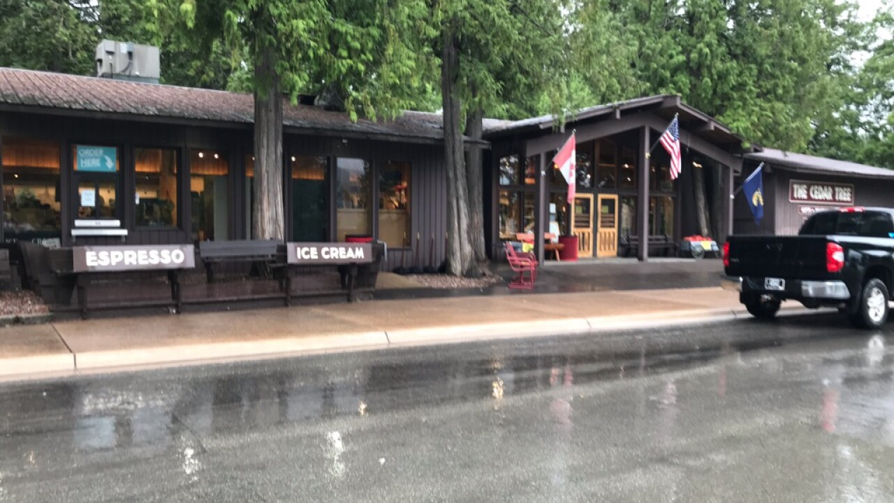 Glacier National Park reopens to visitors