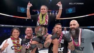 Former SDSU Aztec now a Bellator champion