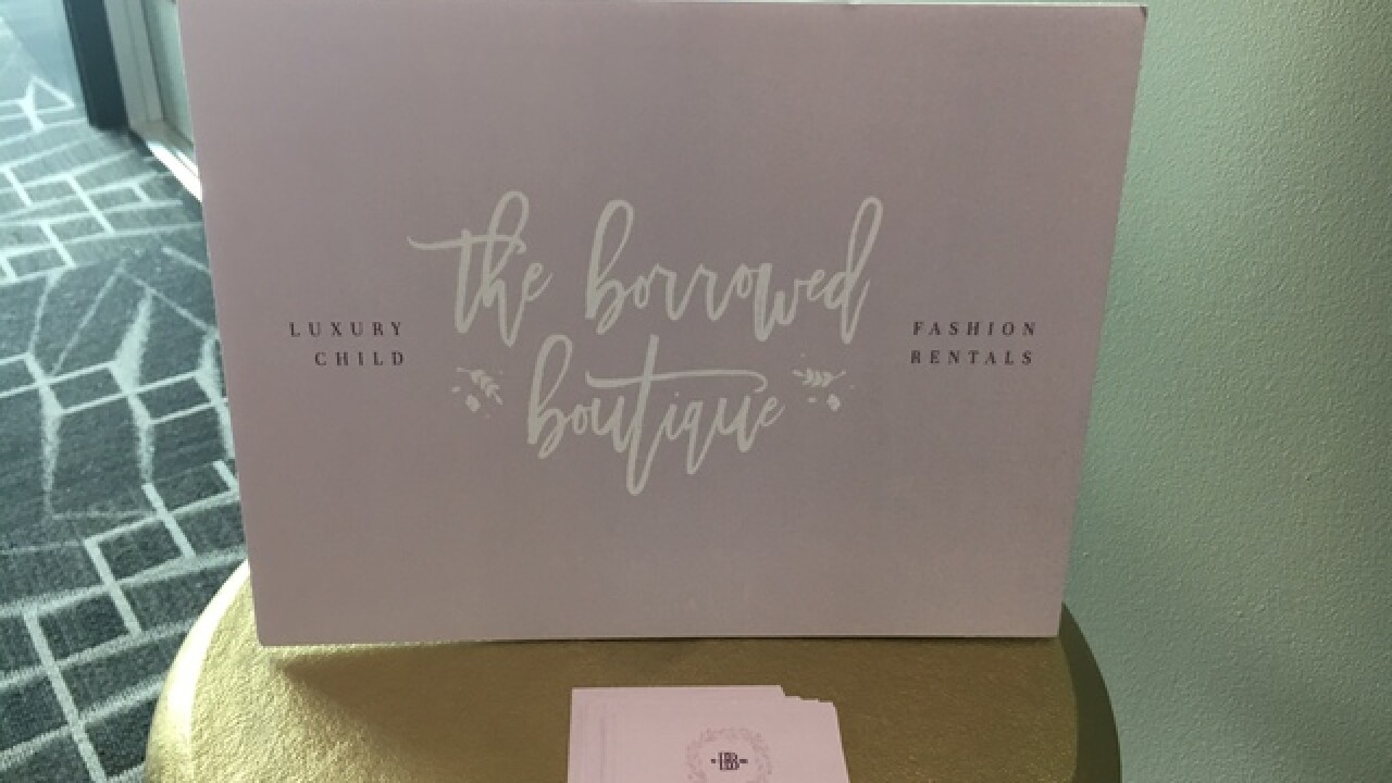 PHOTOS: The Borrowed Boutique for girls and boys