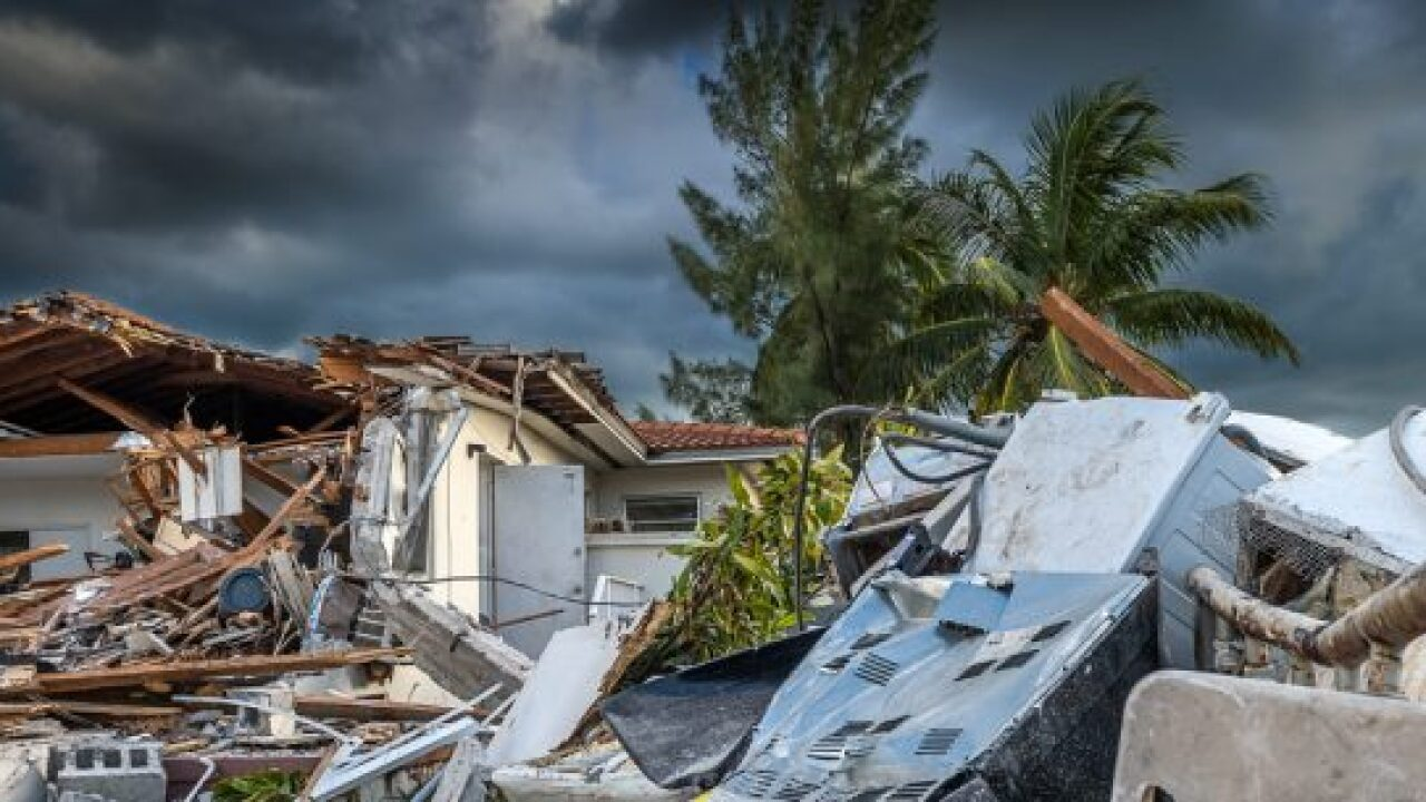 Prep for disaster season and help your credit at the same time