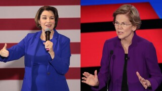 New York Times editorial board endorses both Amy Klobuchar and Elizabeth Warren for president