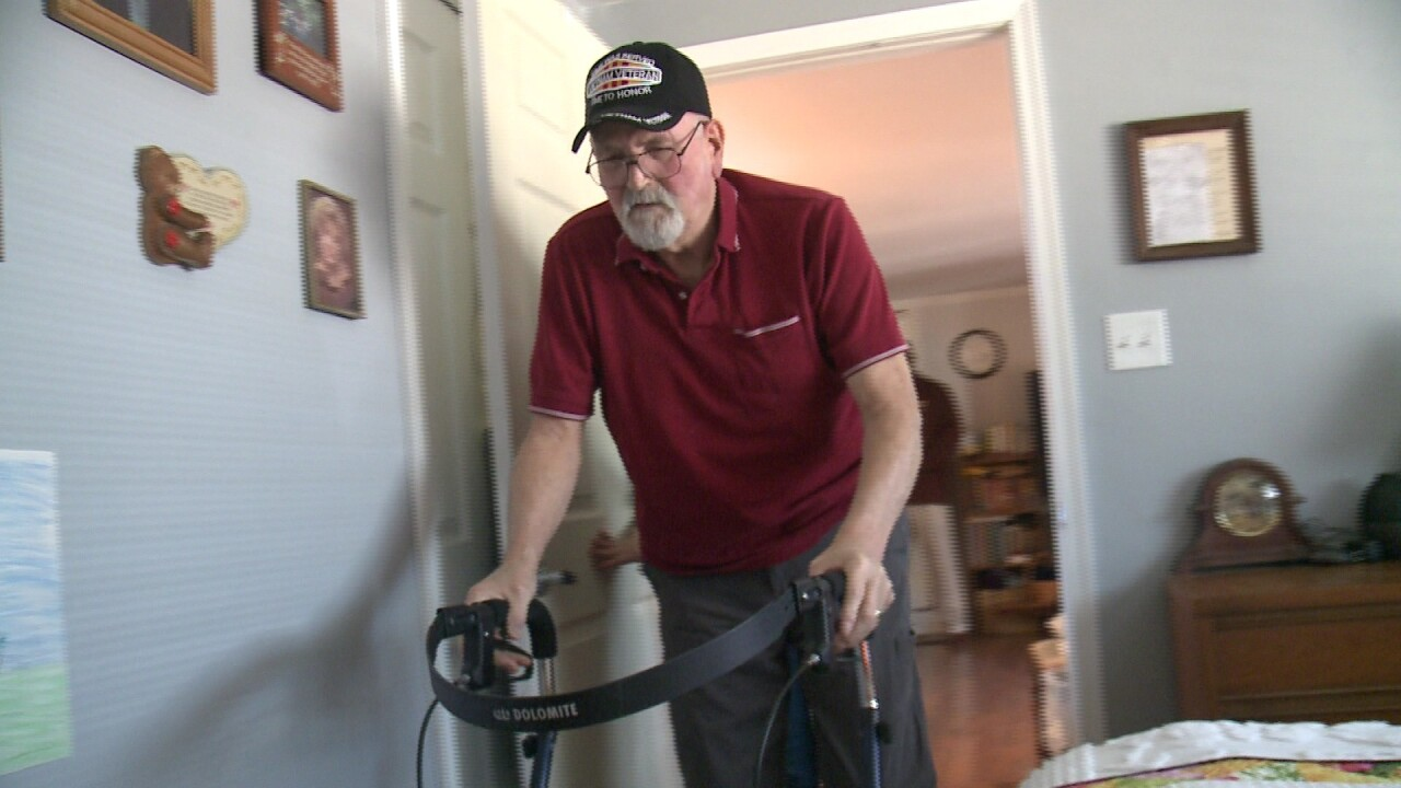 Programs aim to help disabled veterans stay in their homes