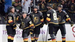 Las Vegas Golden Knights start season strong