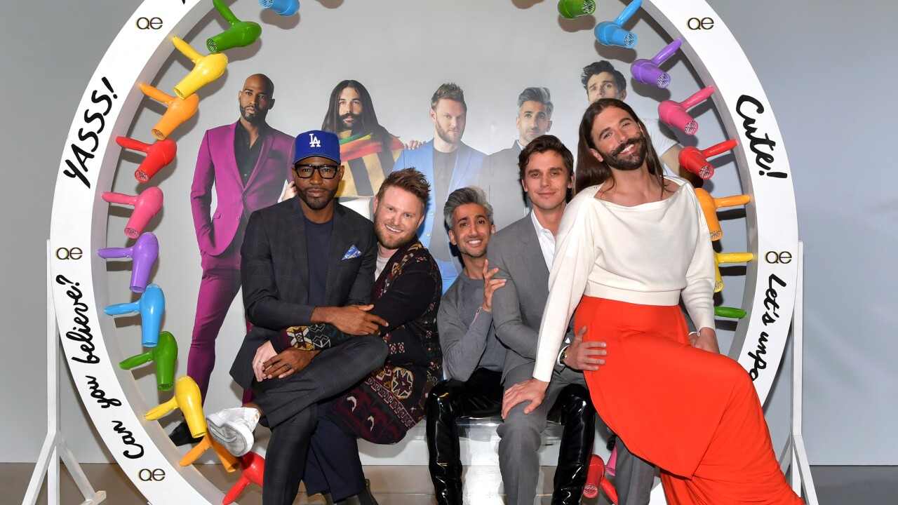 "Netflix FYSEE ""Queer Eye"" Panel and Reception"