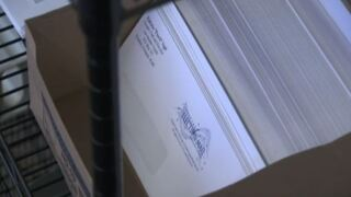 Box of forgotten ballots discovered in Las Animas County