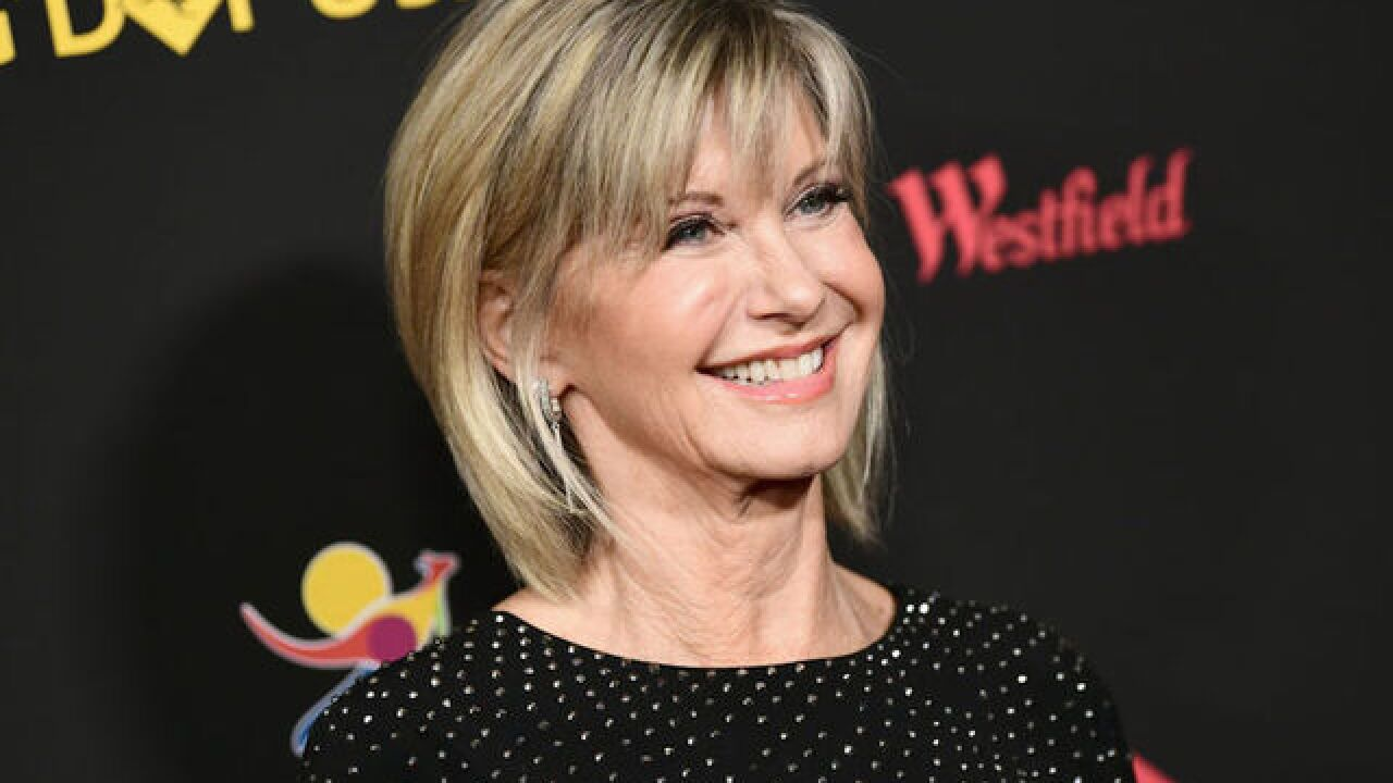 Olivia Newton John Diagnosed With Cancer For The Third Time