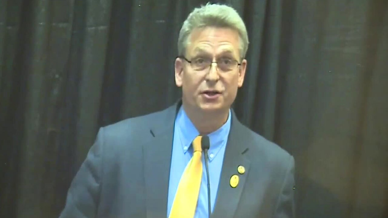 Florida Supervisors of Elections VP Mark Earley