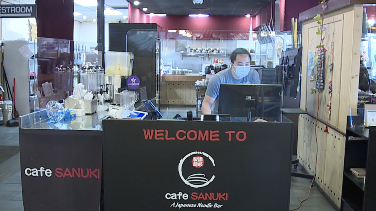 cafe sanuki reopens