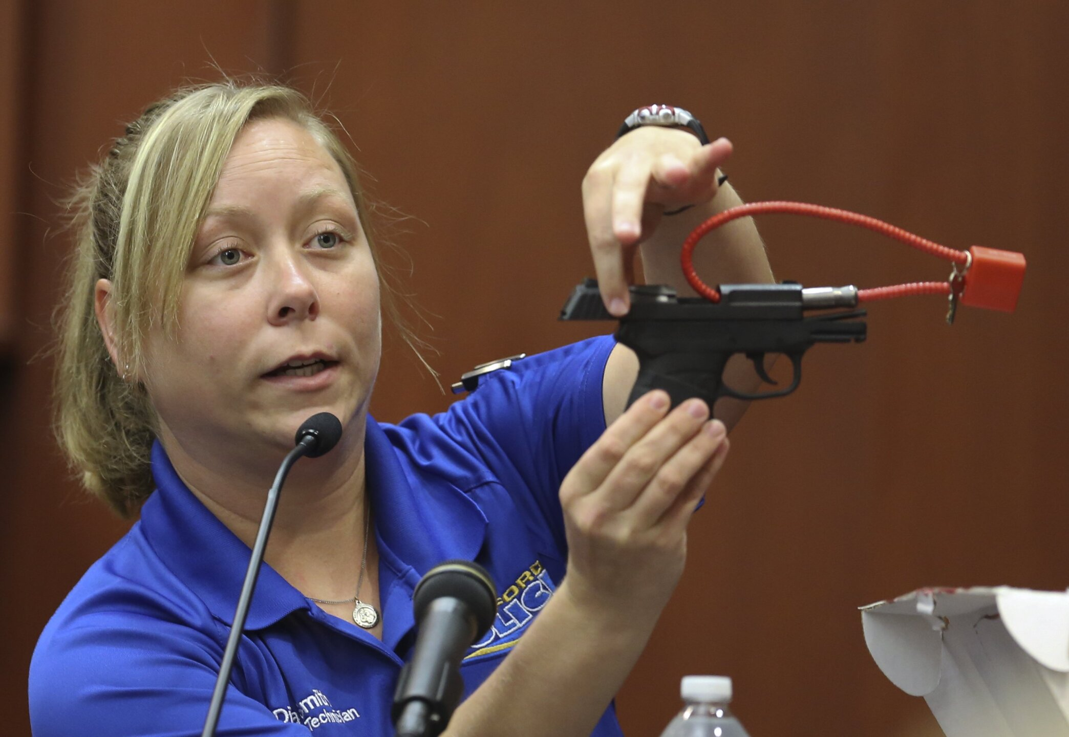 Photos: 'Racist McShootface' — George Zimmerman gun auction drawstrolls