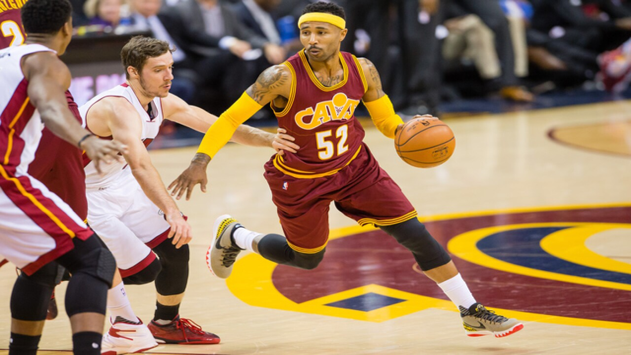 best cheap 9ddfc 9616f Cleveland Cavaliers guard Mo Williams to retire