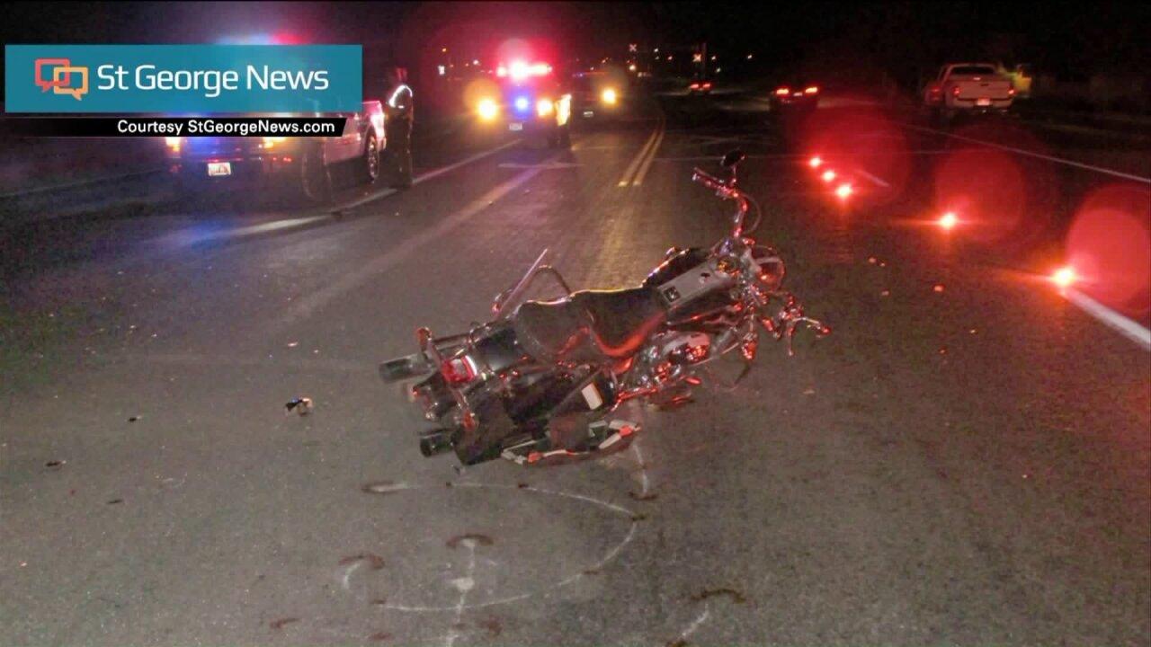 Uptick in fatal motorcycle crashes seen during Utah's '100 DeadliestDays'