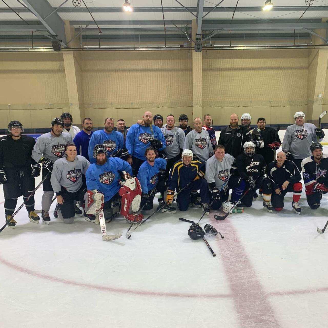 Kansas City Warriors Ice Hockey Team