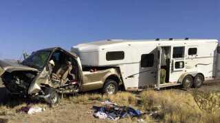 DPS investigating deadly crash on US 93; northwest of Wickenburg