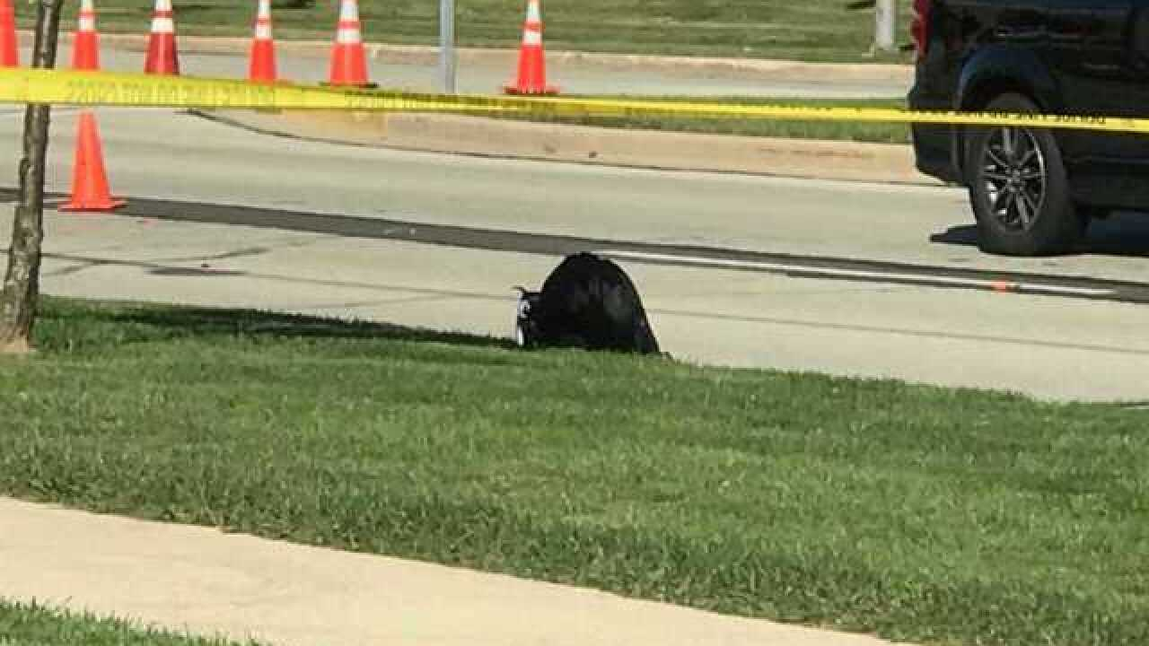 2 Oak Creek HS students hit by car