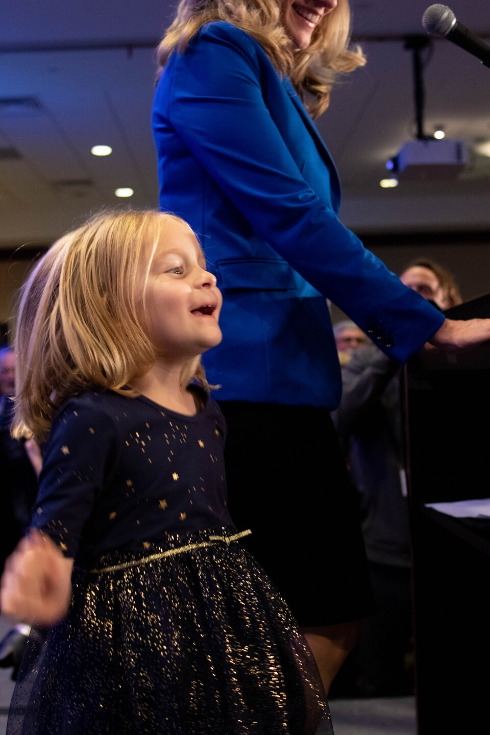 Photos: Abigail Spanberger promotes unity after historic District 7win