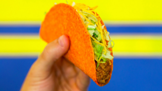 Get a free taco today from Taco Bell