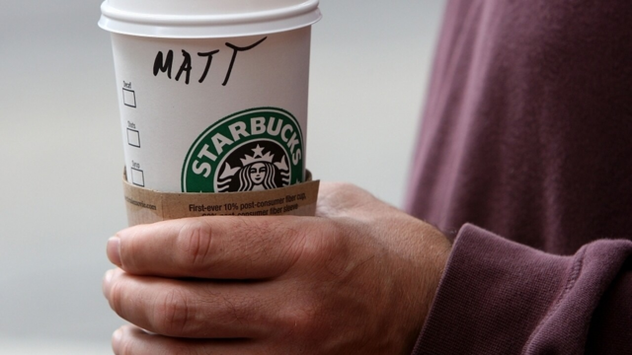 Starbucks raises drink prices