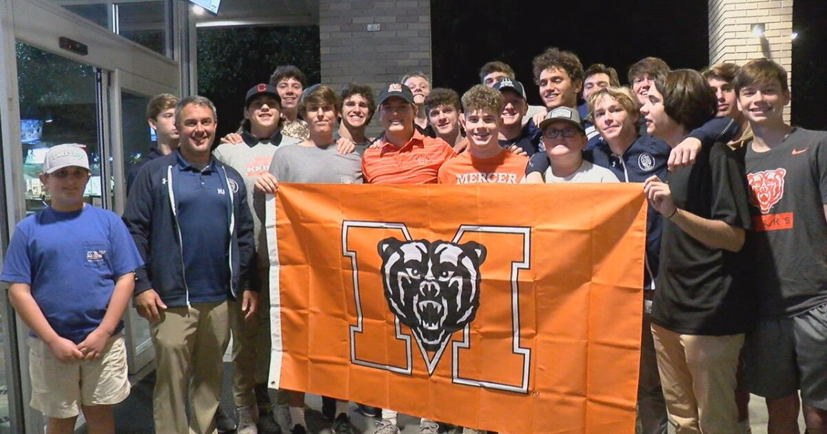 Maclay lacrosse player signs with Mercer - WTXL ABC 27