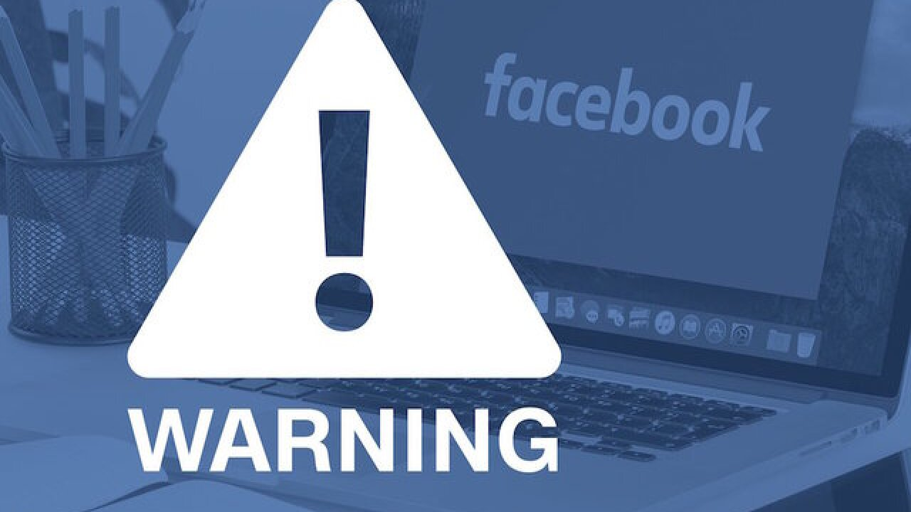 Man fined $4K for 'liking' defamatory post on Facebook