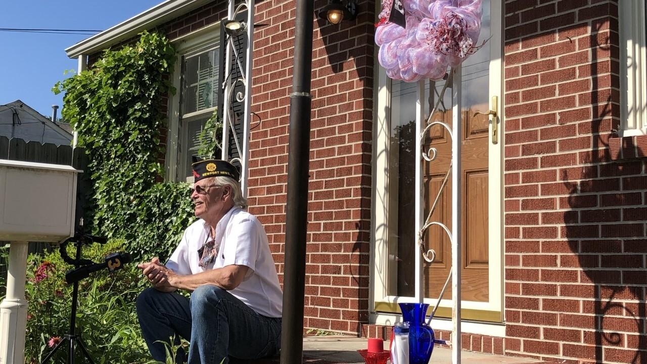 American Legion Braxton-Perkins Post 25 celebrates Memorial Day