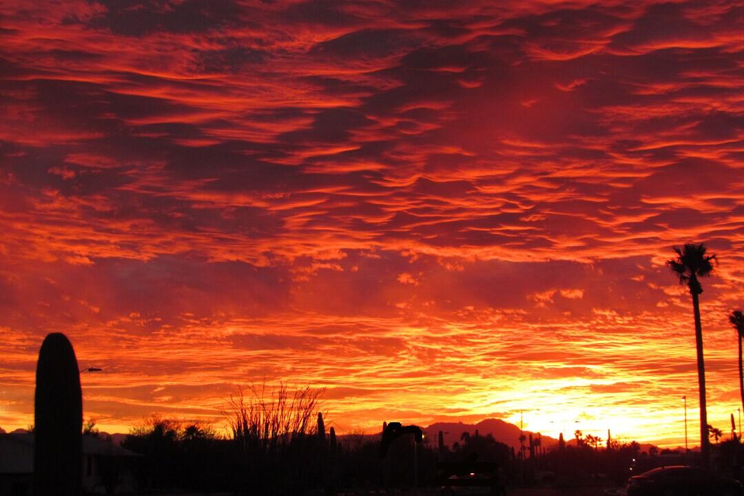 SUNSET - Sunset from Tucson Estates 112918 - Bob Pillsbury.jpg
