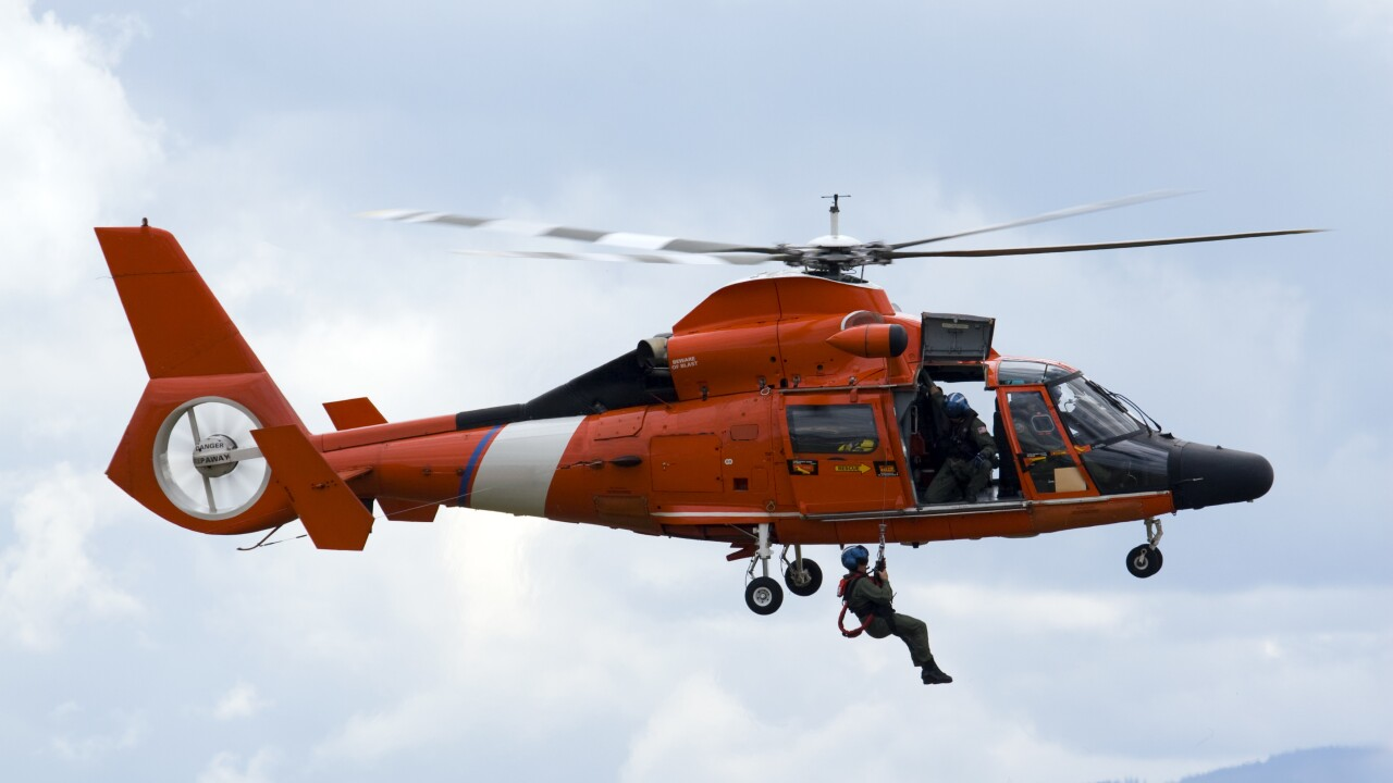 Coast Guard medevacs man from cruise ship off North Carolina coast