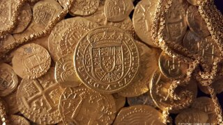 Photos: More than $1M in Spanish treasure recovered off Florida coast