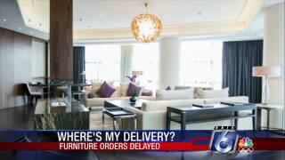 DWYM: Prepare for delays if you're buying new furniture
