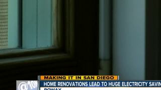 Making it in San Diego: Homeowner saves thousands by renovating his house for energy efficiency