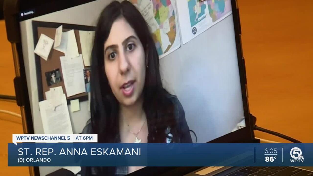 State Rep. Anna Eskamani