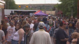 Pub Station hosts Alive After 5 concert in downtown Billings