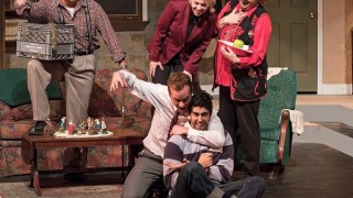 "Holiday comedy ""Greetings!"" captivates crowds at Farmington Players"