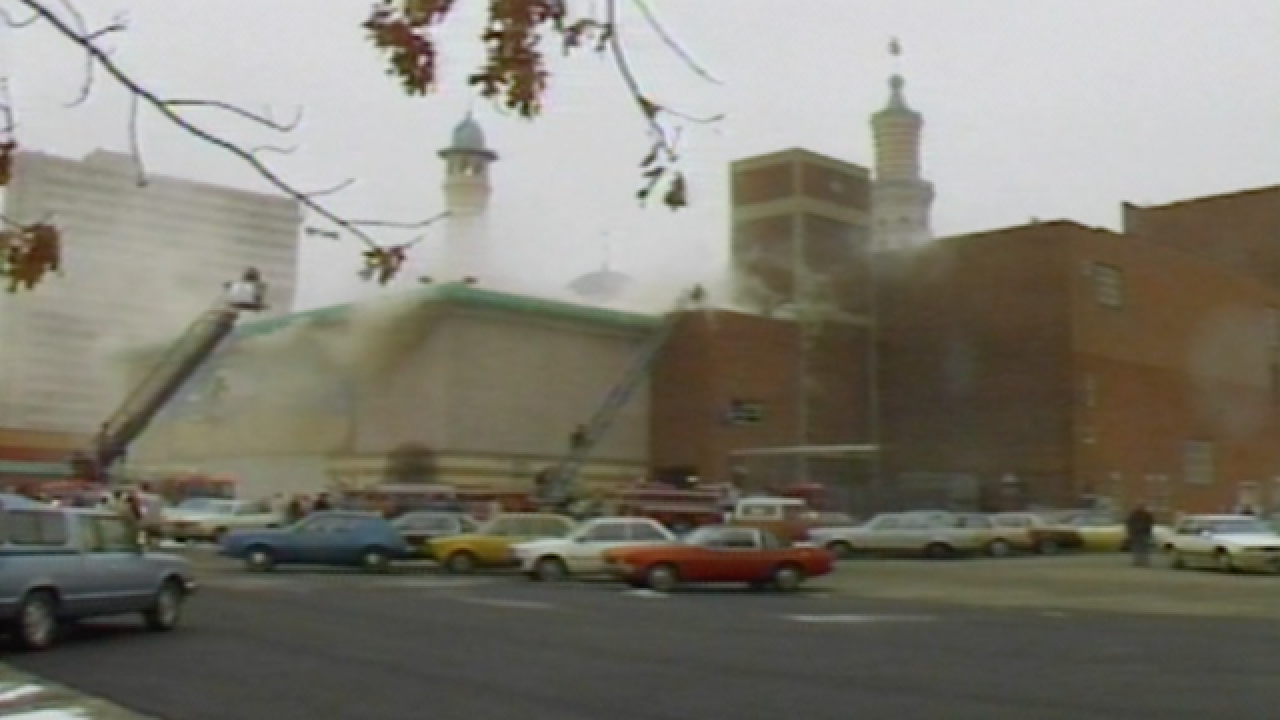 30 years ago: Fire at the Murat