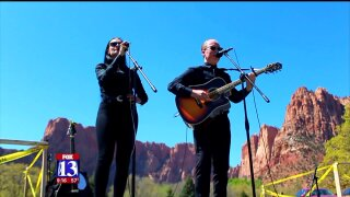Uniquely Utah: Music brings people together in town with troubledpast