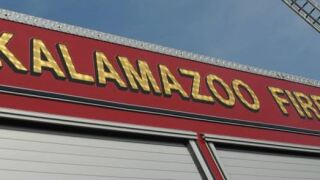 Kalamazoo fire being investigated assuspicious