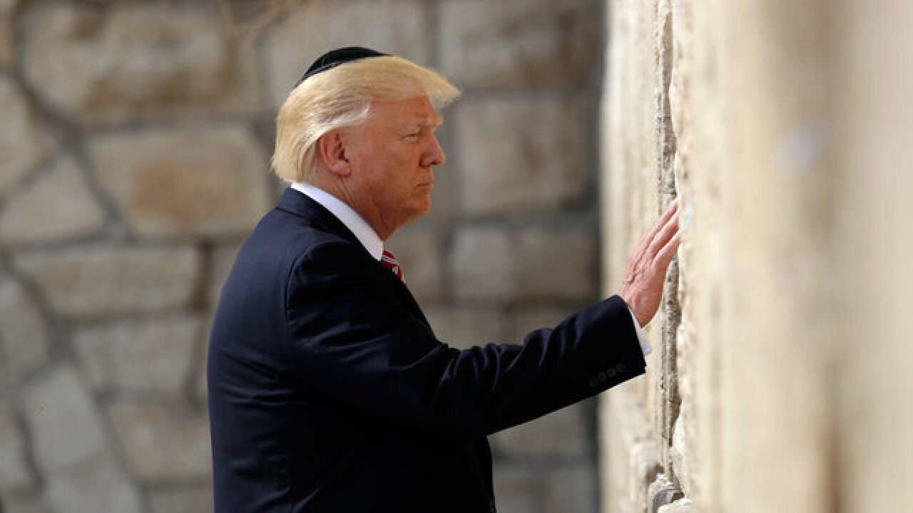 DC Daily: President Trump continues foreign trip with Israel visit